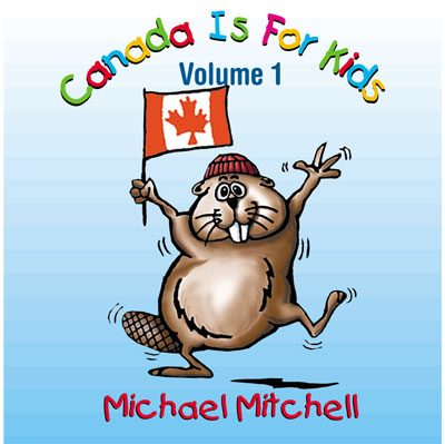 Canada is for kids Vol. 1 - Vocal