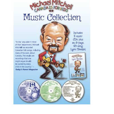 3-disc Music Collection