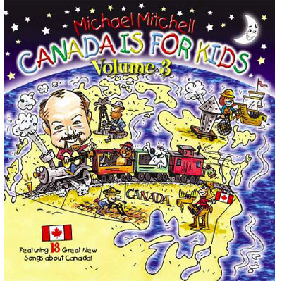 Canada is for kids Vol. 3 - Vocal